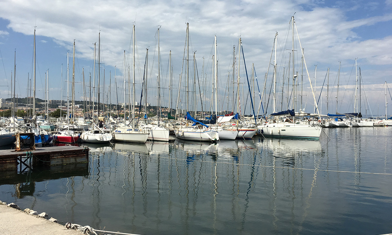 port de Martigues