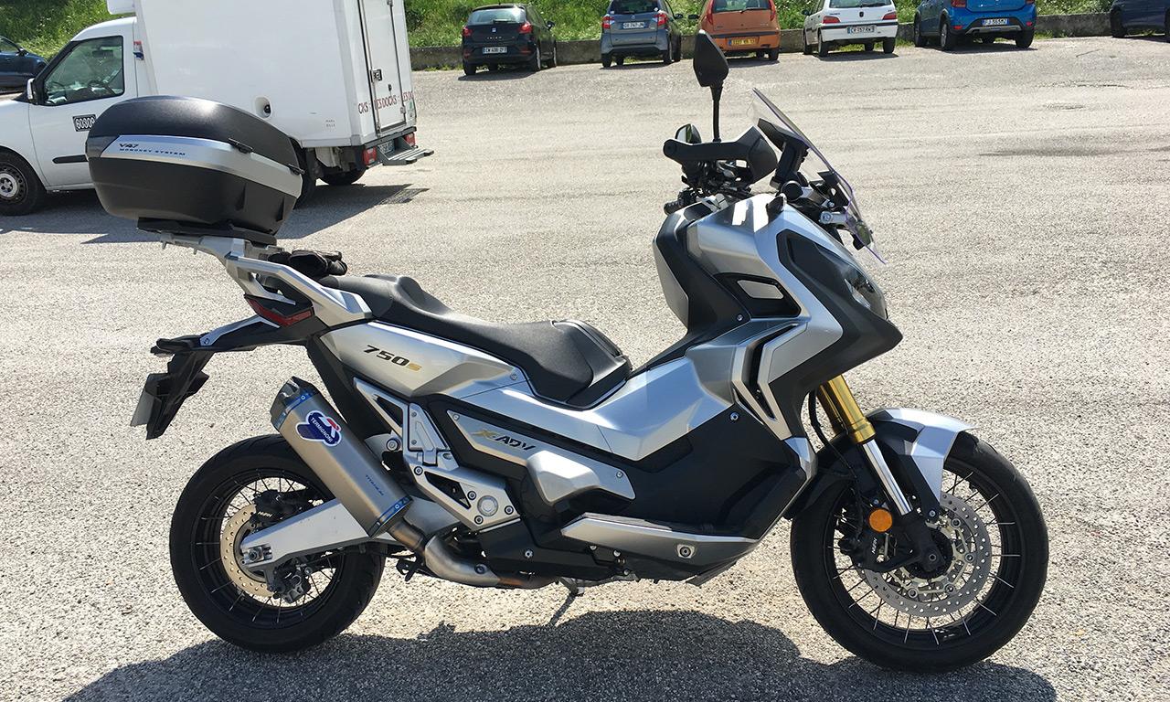 XADV 750 Honda