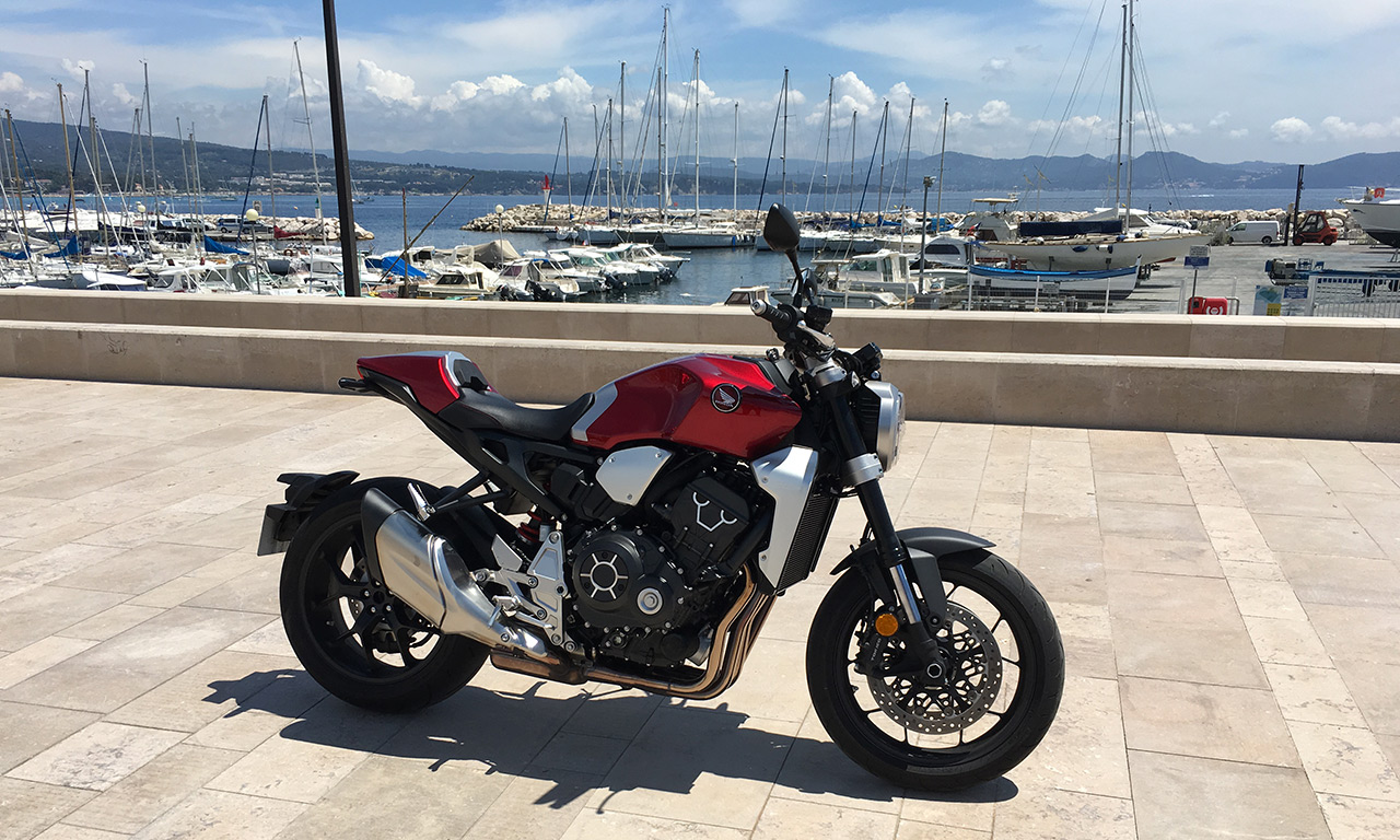 CB1000R 2018 rouge