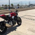 Essai moto : honda CB1000R 2018