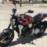 essai moto honda sur marseille