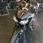 nouvelle moto : Triumph