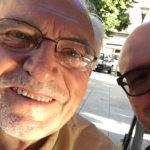 Photo de papa avec David