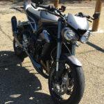 Moto Triumph Street Triple 765 RS