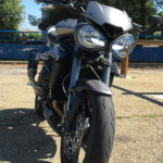 Acheter Street Triple 2018 : Triumph Provence