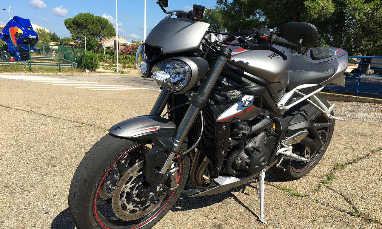 Triumph Provence : Street Triple RS