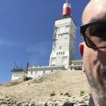 M. Jazt au Mont Ventoux