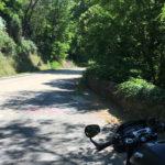 routes sinueuses Gorges du Tarn à moto, le paradis