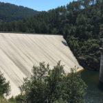 barrage tout au long du Tarn