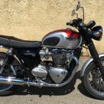 Bonneville T120 Triumph Provence