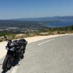 Balade moto La Ciotat