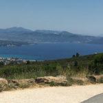 vue magnifique vers La Ciotat