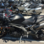 Speed Triple Rs chez BMW Camp Major à Aubagne