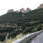 Superbe vue sur l'arrière pays Marseillais