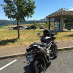 Viaduc de Millau à moto : ça vaut le détour