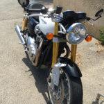 moto Triumph Thruxton 1200 R