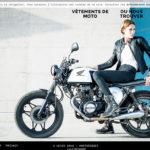 Hevik : équipement de moto