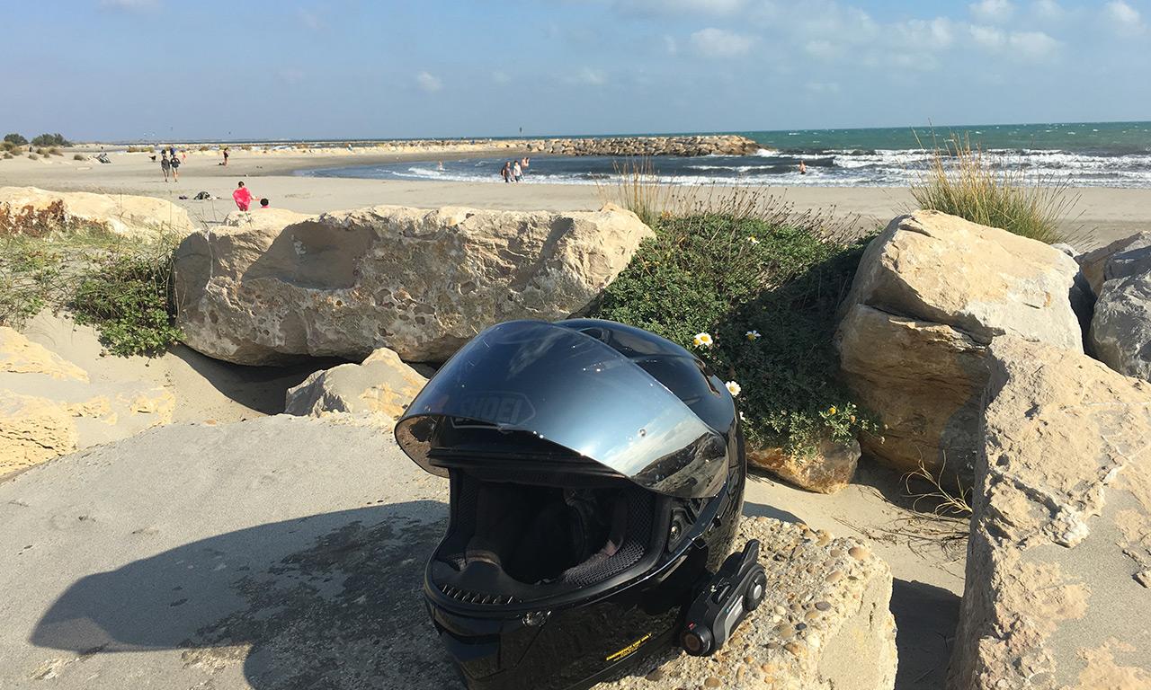 Balade moto en Camargue au départ de Marseille par David Jazt
