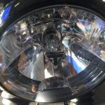 phare du Bonneville T120 chez Triumph Provence