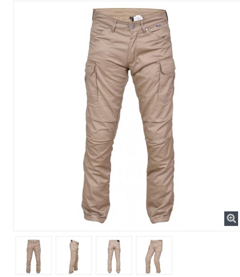Pantalon Vstreet Touareg Cargo - beige