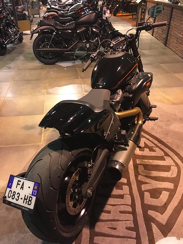 Harley Davidson Marseille : acheter une FXRD