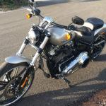 Jazt.com recommande le Breakout chez Harley Davidson
