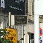 Cannes : la croisette