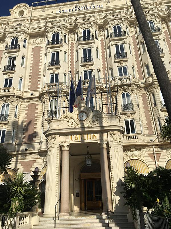 Le Carlton Hotel Cannes