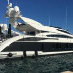 Séjour bord de mer à Cannes en bateau