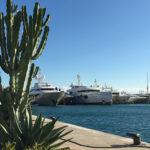 les bateaux de Cannes