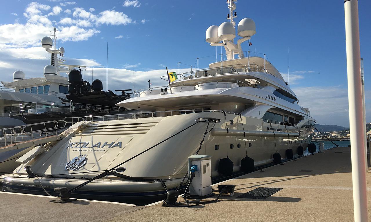 bateau particulier yacht Cannes