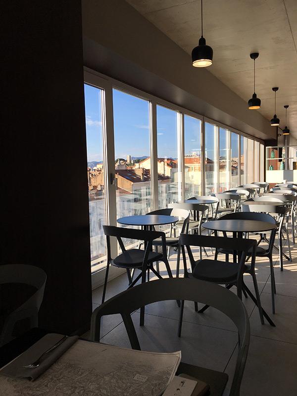 petit déjeuner Okko Hotel Cannes