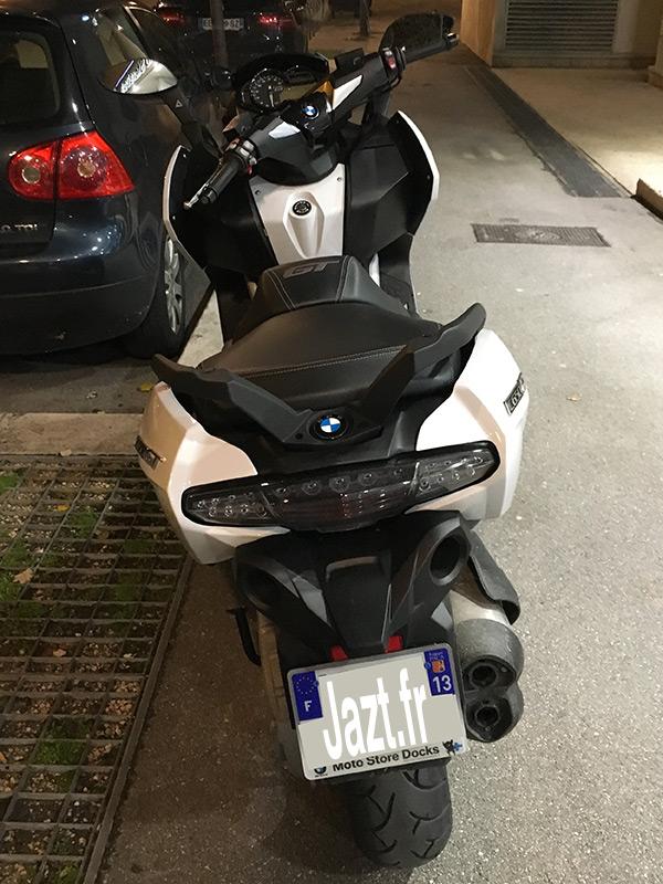 C650GT BMW