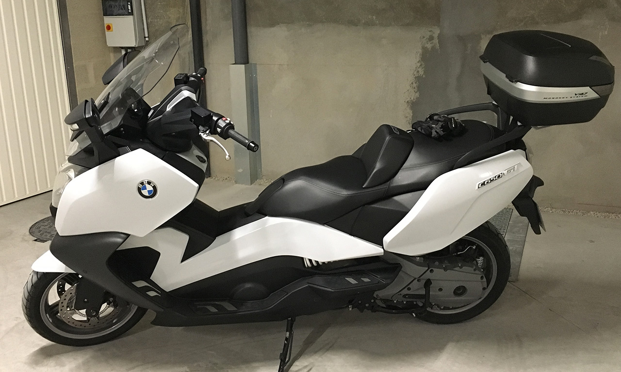 Scooter BMW C650GT 2018