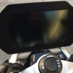 Tableau de bord numérique sur le R1250R BMW