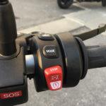 bouton SOS sur le R1250R