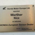 Werther Nice : concession Honda moto