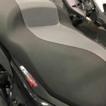 selle du CX400 noire