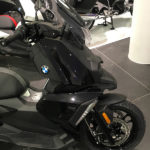 Scooter BMW à Mougins