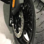ABS de série sur le CX400