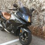 Moto BMW K1600GT : idéale au quotidien et pour voyager