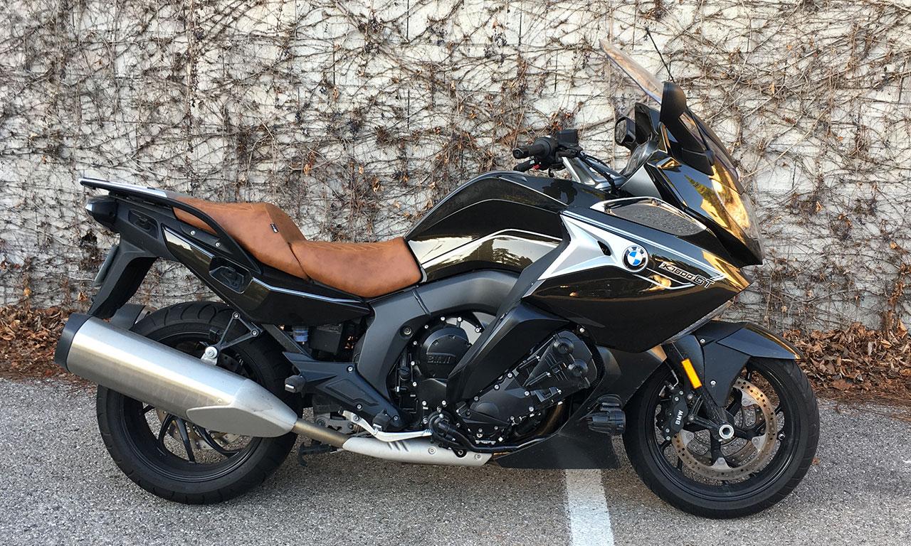 Bmw K1600gt Plus Qu Une Moto Une Invitation Au Voyage