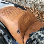 Selle unique sur la BMW K1600GT 719 : concession moto Cannes