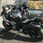 Essai moto S1000XR à Mougins (Cannes)