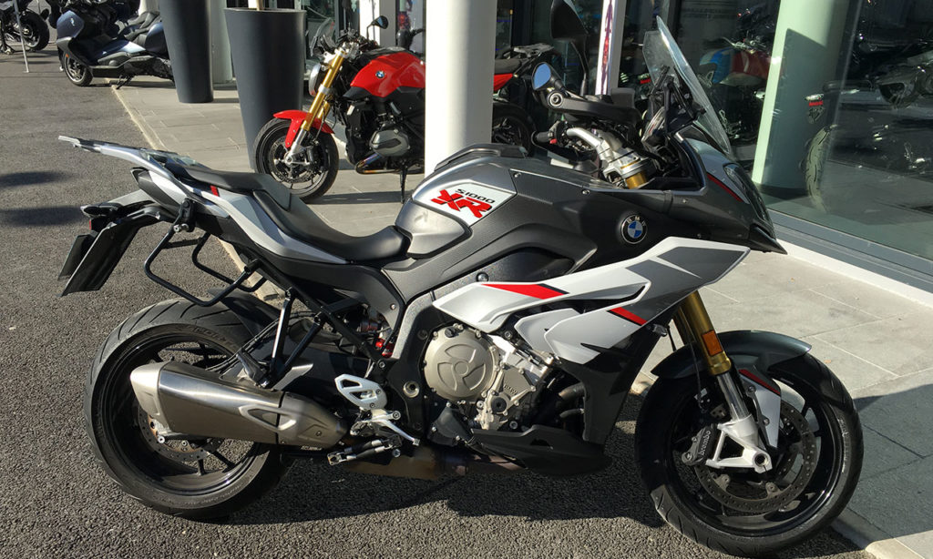 Moto sportive S1000XR : BMW Cannes