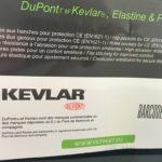 s'équiper en kevlar : protection du motard