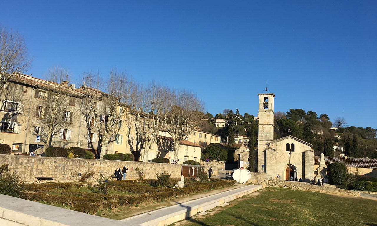 Valbonne : petit village au coeur de Sophia Antipolis