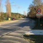 route accident moto Coluche : 19 juin 1986