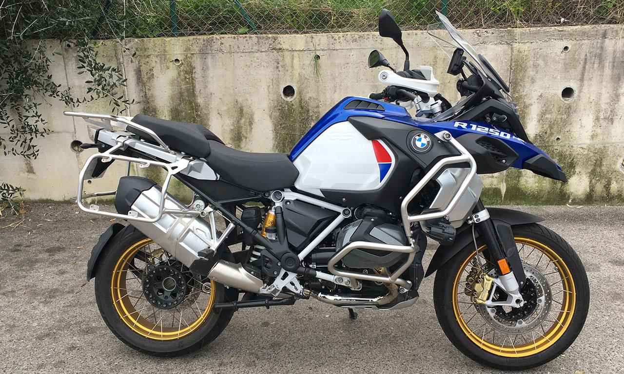 Acheter une moto BMW R1250GSA sur Nice chez BMW Premium
