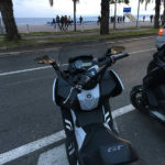 balade scooter le week-end sur Nice